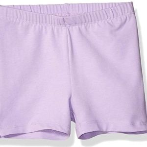 The Children's Place Big Girls Novelty Solid Short